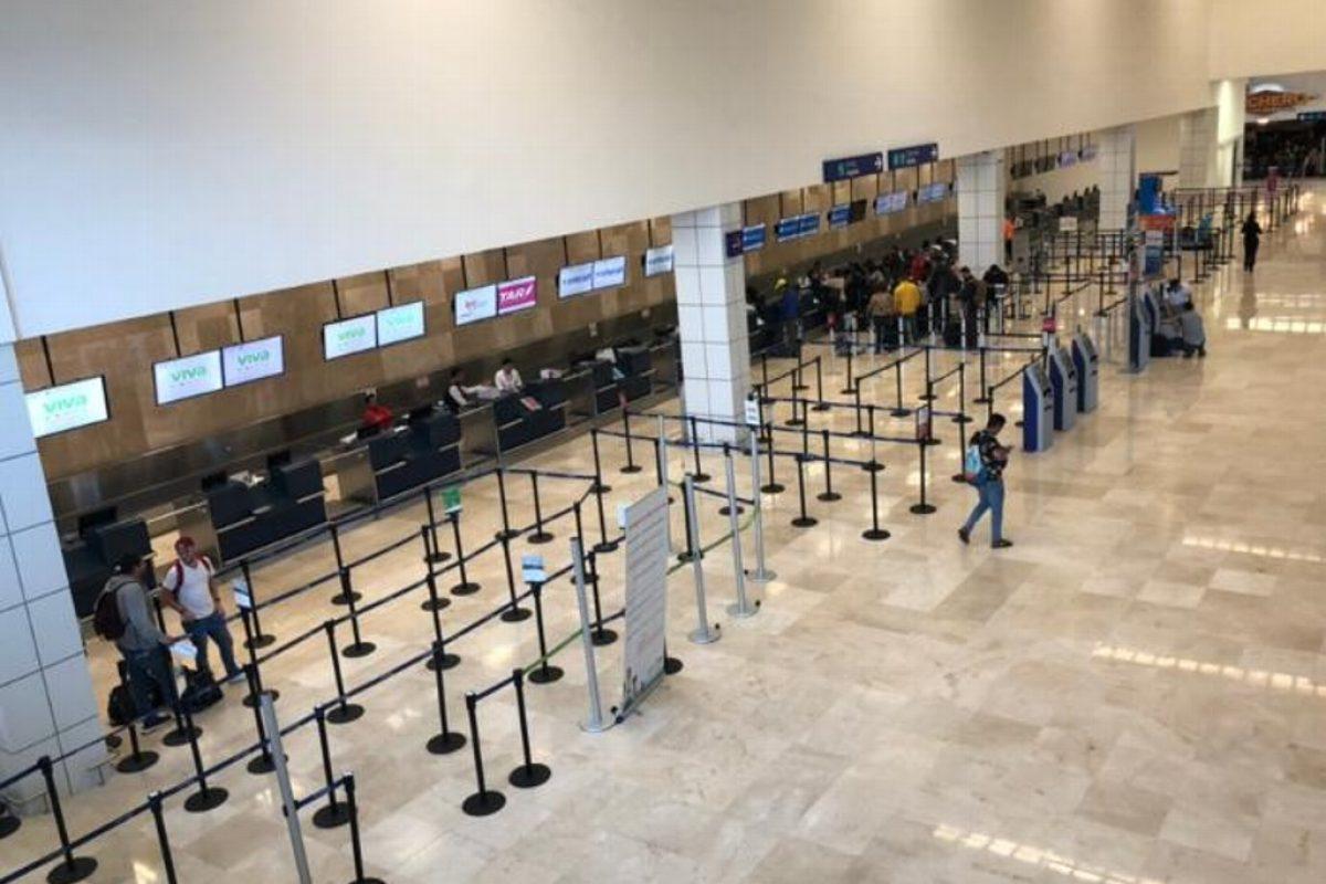 Cancelan vuelos en Aeropuerto de Veracruz pese a la reactivación a principios de mes