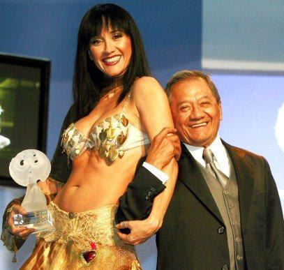 Armando Manzanero y Susana Zabaleta anuncian concierto